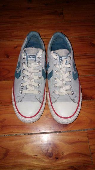 Zapatillas converse (talla de all stars 37,5)