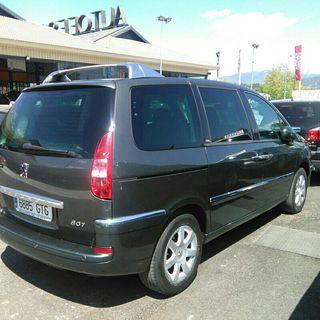 Peugeot 807 2011