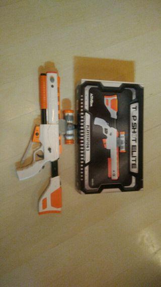 escopeta para play station 3 perfecto estado