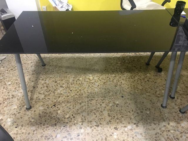 Mesa despacho mesa oficina quedan 2.Precio unidad de segunda mano ...