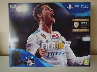 PlayStation 4 ( new edition )