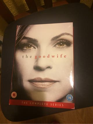 The good wife serie completa