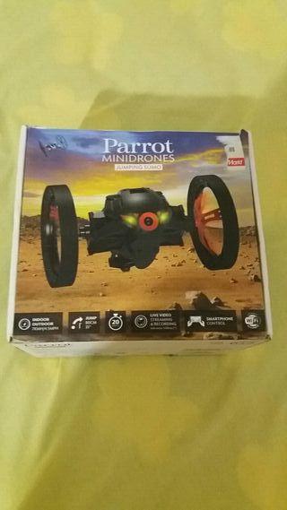 dron parrot minidron terrestre
