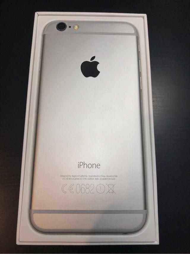 Iphone 6 128 Gb PERFECTO