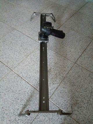 rail para camara de video slider
