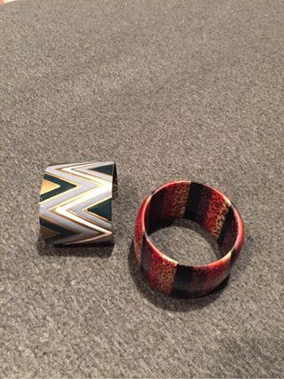 Set pulseras