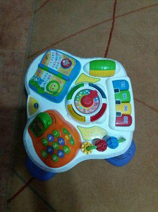 mesa parlachina vtech baby