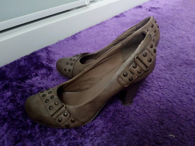 Zapatos tacón talla 38