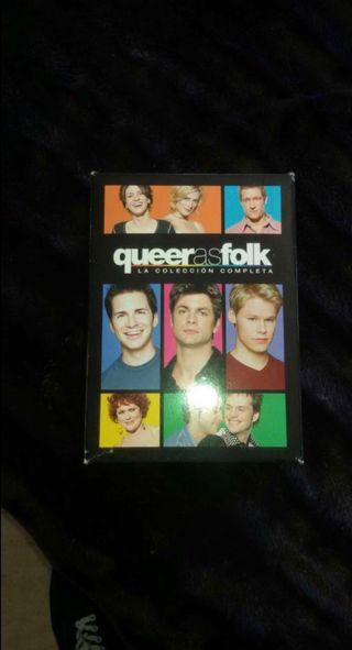 Queer as folk Serie completa