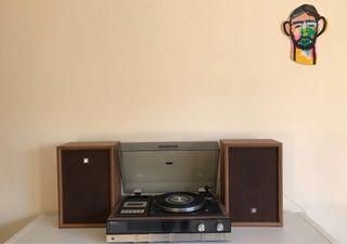 Sanyo Tocadiscos Radio Vintage
