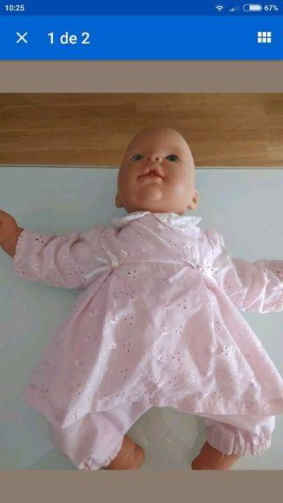 muñeca chou-chou 45 cm