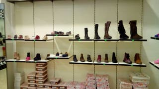 Stock de calzado