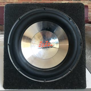 Subwoofer Innovate 12 600w