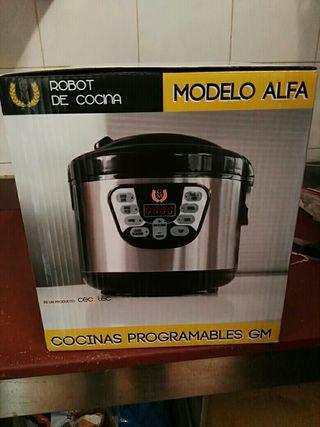 vendo robot de cocina a estrenar,nuevo