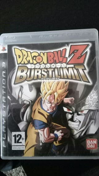 Dragon Ball Z, Burst Limit PS3