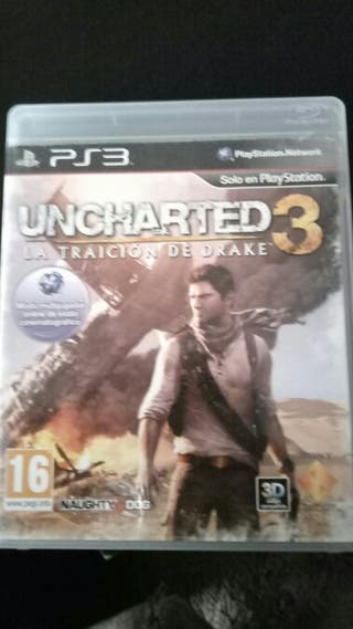 Uncharted 3, La tradición de Drake PS3