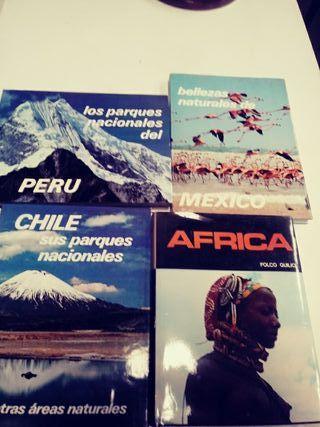 Libros de Parques Naturales