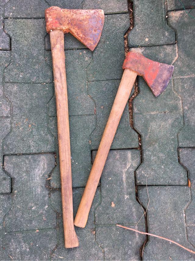 Hacha / destral
