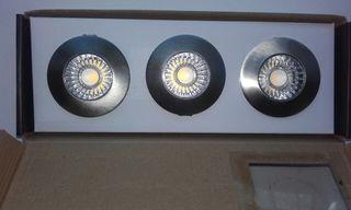 Focos empotrables LED