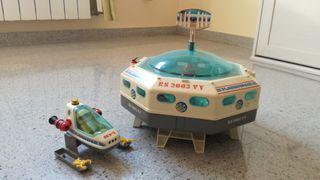 Naves Espaciales de Playmobil antiguas