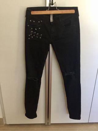 Pantalones MANGO talla 34