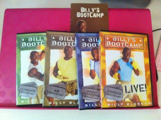 Dvds Billy's Bootcamp