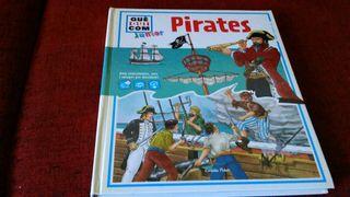 Llibre de Pirates amb finestres per descobrir