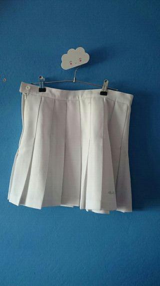 Falda de tenis vintage