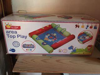 Espacio de juegos bebe