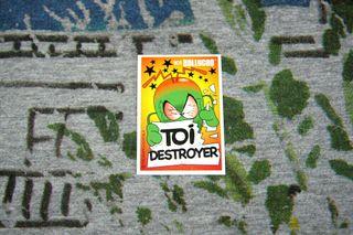 Tois Bollycao - Toi Destroyer - Toi Número 10