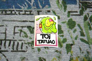 Bolly Tois - Toi Tatuao - Toi Número 35