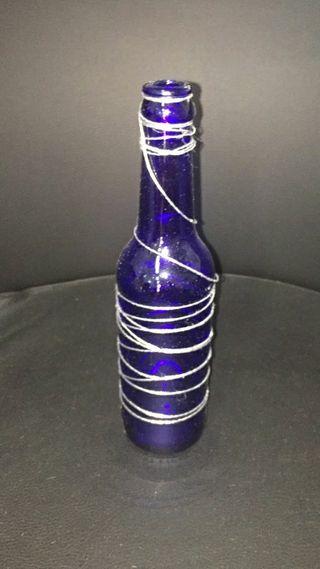 Botellas Azules personalizadas