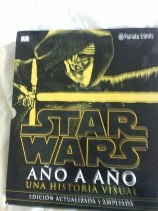Star Wars año a año