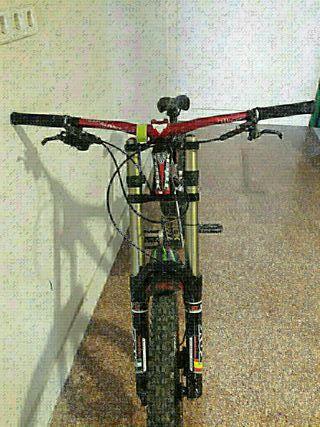 Bicicleta Trek session