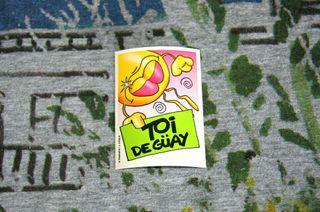 Bolly Tois - Toi de Güay - Toi Número 31