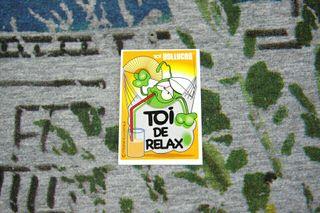 Tois Bollycao - Toi de Relax - Toi Número 29