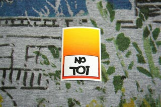 Bolly Tois - No Toi - Toi Número 13