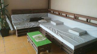sofa de palets
