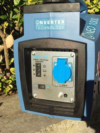 Generador a gasolina de 1000 V