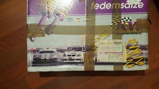 Muelles suspension coche
