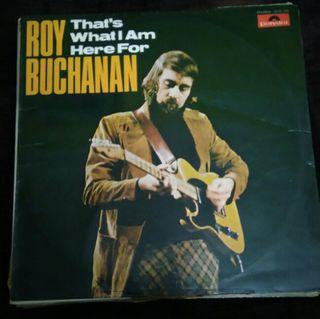vinilo Roy Buchanan