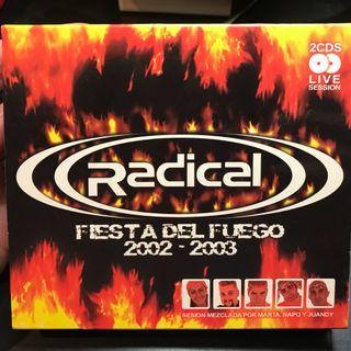 Radical - Fiesta del fuego