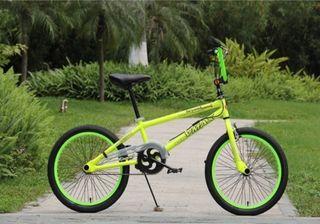 Bicicleta BMX freestyle nueva