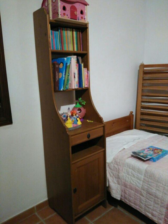 Mueble estantería ikea