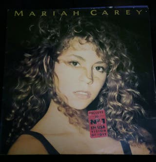 vinilo Mariah Carey