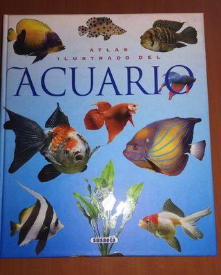 Libro enciclopedia del acuario