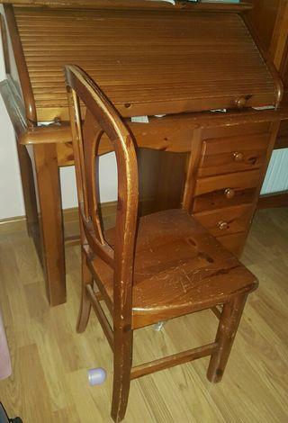 Muebles r sticos pino macizos de segunda mano por 500 en madrid en wallapop - Muebles segunda mano madrid particulares ...