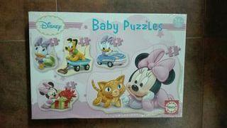 puzzle Disney, nuevo