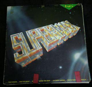 vinilo supermax