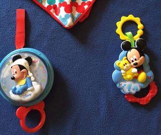 Lote 12 juguetes para bebé